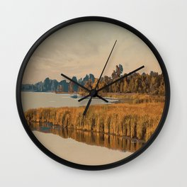 Rondeau Provincial Park Wall Clock