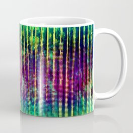 Syntax (Yellow + Green) Coffee Mug
