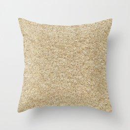 Rice. Background. Throw Pillow