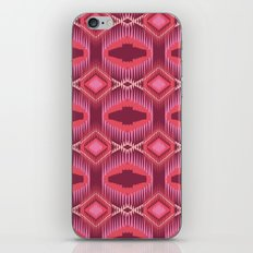 Tribal Red iPhone & iPod Skin