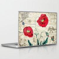romantic Laptop & iPad Skins featuring Romantic by Susann Mielke