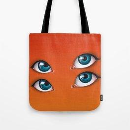 Citrus Sun Tote Bag
