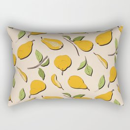 Pear fabrics Rectangular Pillow