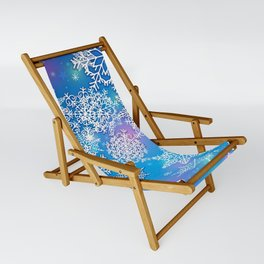 Snowflakes Sling Chair
