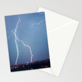 They want rain without thunder and lightning. Stationery Cards