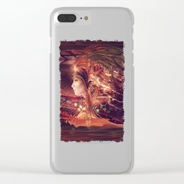 Shadow Of A Thousand Lives Clear iPhone Case