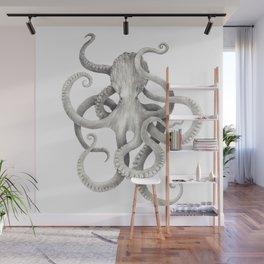 Octopus Wall Mural