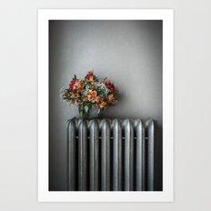 Industrial Arrangement Art Print