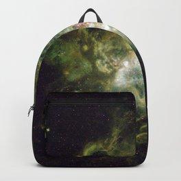 Star birth. Backpack