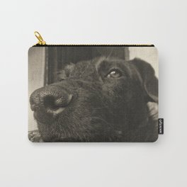 Skeptical Dog Carry-All Pouch