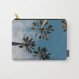 Palm Tree Summer Fun Carry-All Pouch