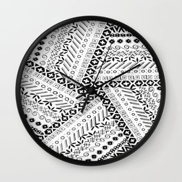 Coalition Tradition Wall Clock