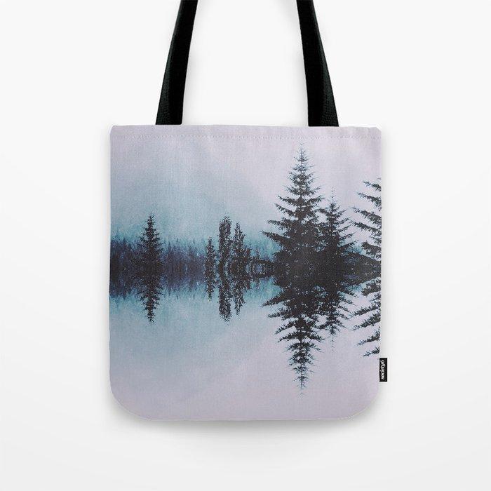 Pale world Tote Bag