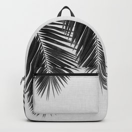 Palm Leaf Black & White I Backpack