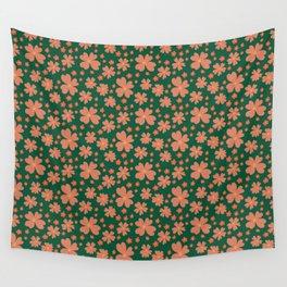 Primroses 3 Wall Tapestry