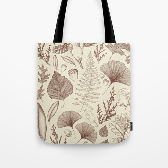 Study of Growth Tote Bag