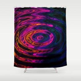 Holland Chakra Circle  Dream Shower Curtain