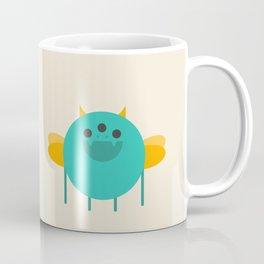 Cute Kawaii Flying Monsters Coffee Mug