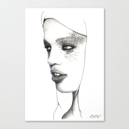 Sparkle & Shine Canvas Print