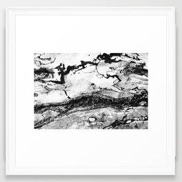 Tree Bark Detail II Framed Art Print