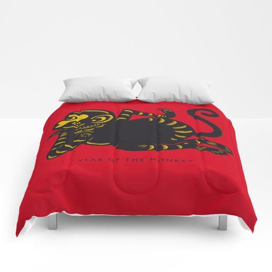 Year of the Monkey Comforters