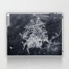 Macro Snowflakes 2 Laptop & iPad Skin