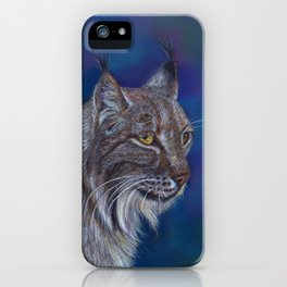 The Lynx iPhone Case