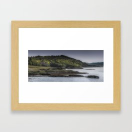 Dunvegan Castle  Framed Art Print