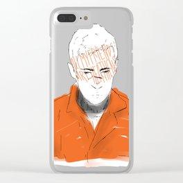 heathens - tyler joseph Clear iPhone Case