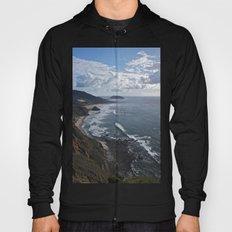 Coastal Cliff Hoody