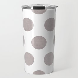 Big Dots 1 Travel Mug