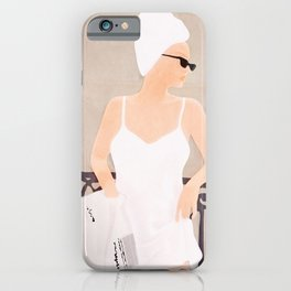 Good Holiday Morning iPhone Case