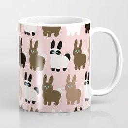 Spring bunny rabbits Coffee Mug