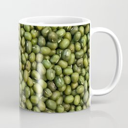 Mung bean texture Coffee Mug