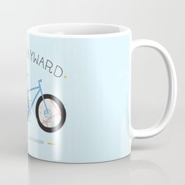 I Bike Hayward!! Coffee Mug