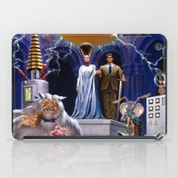 princess bride iPad Cases featuring Bride of the Castle by Hescox
