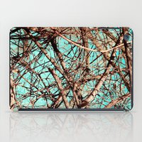 tangled iPad Cases featuring Tangled by Slava Bowman