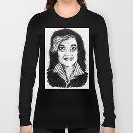 Susan Sontag Long Sleeve T-shirt
