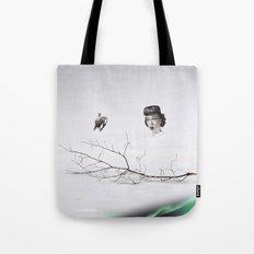 Winter Olympics Tote Bag