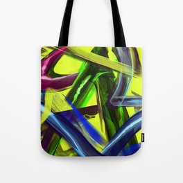 """A"" is for Apex Predator Tote Bag"