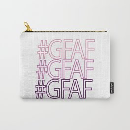 Gluten Free #GFAF Carry-All Pouch