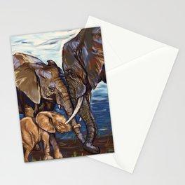 Elephant Family Lovin' Stationery Cards