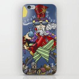 the dreamweavers potion iPhone Skin