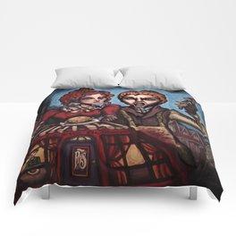 """""""Sweeney Todd"""" Comforters"""