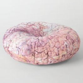 Paint Mines Floor Pillow