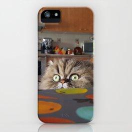 La niña - I iPhone Case