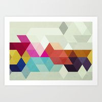 new order Art Prints featuring New Order by Three of the Possessed