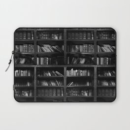 Antique Library Shelves - Books, Books and More Books Laptop Sleeve