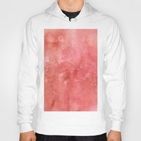 champagne Hoodies featuring Champagne Sunset by Andrea Gingerich