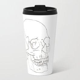 Vamp Skull Travel Mug